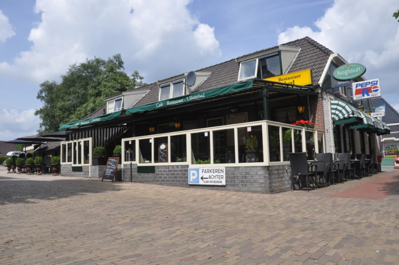 café 't Hunebed in Borger.